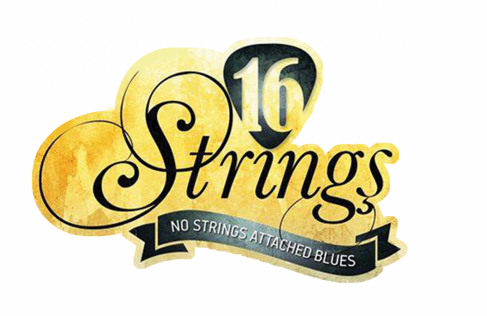 16 Strings - About Time