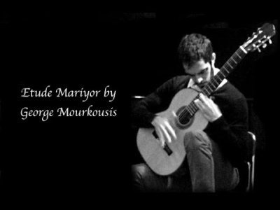Etude Mariyor by Yorgos Mourkousis