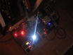 pedalboard by night