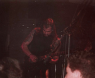 REGENT support στους The Haunted. 9/1998